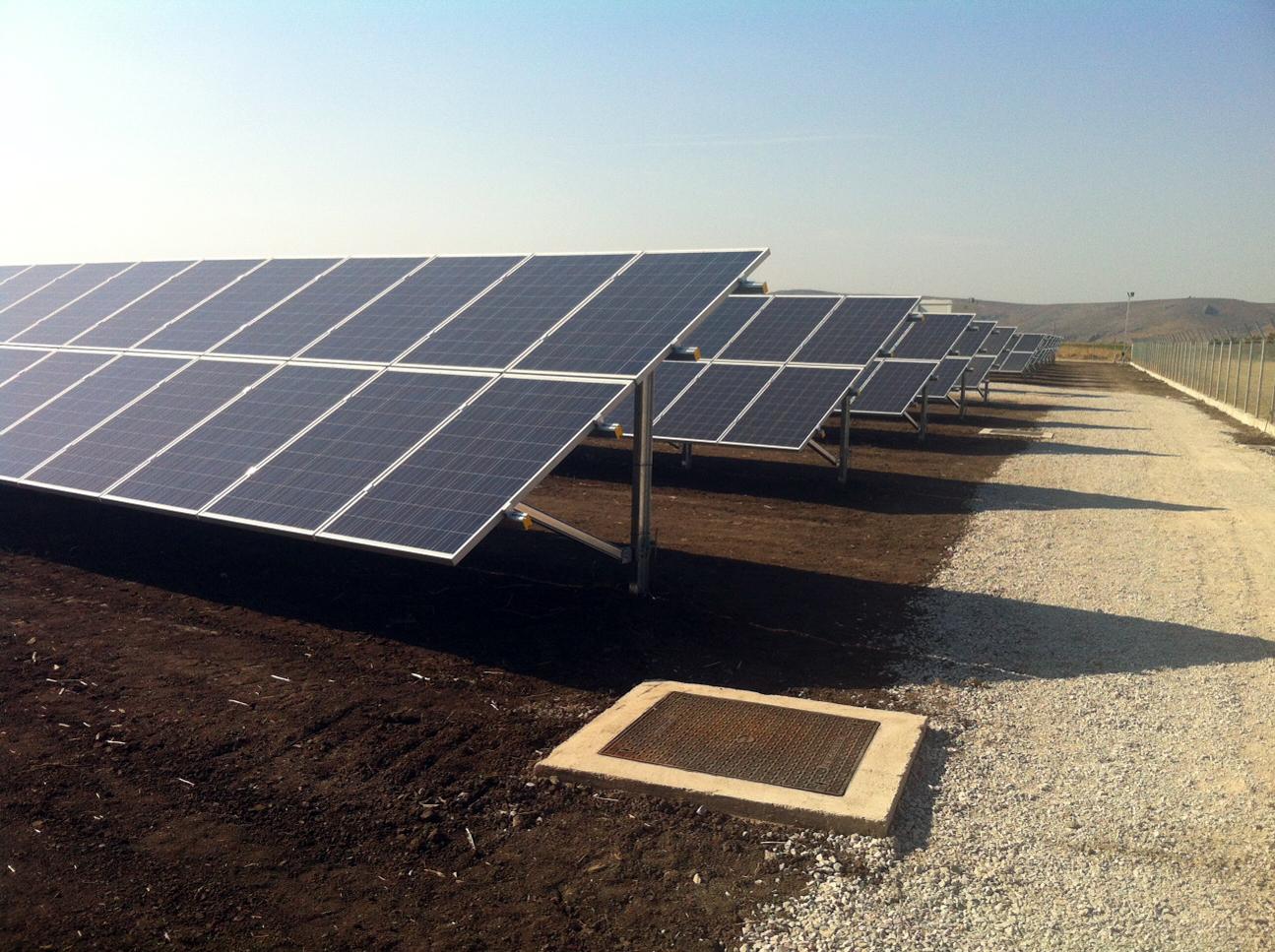 Energías renovables: Seis nuevas centrales de energía solar fotovoltaica de Conergy en Grecia