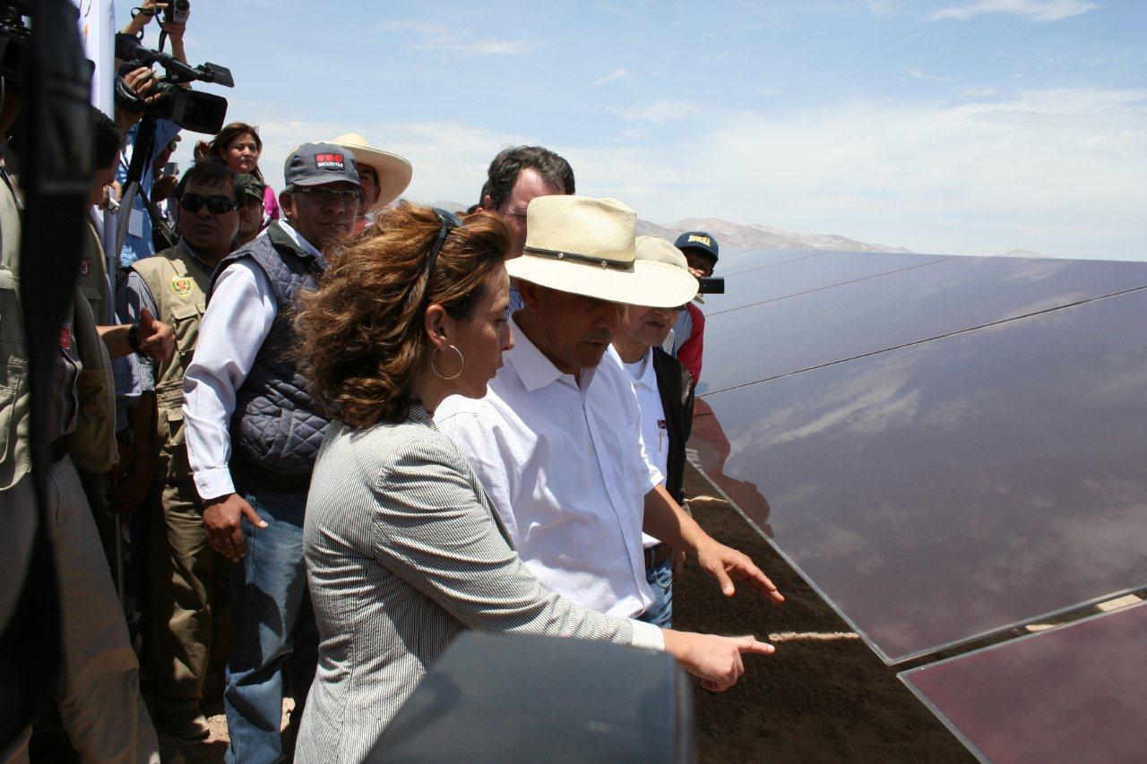 Perú promoverá proyectos de energías renovables