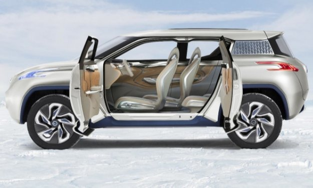 Nissan revela su primer vehículo eléctrico todoterreno ligero