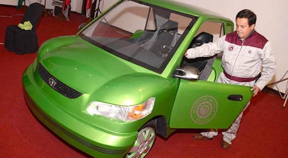 Univalle se prepara para fabricar coches eléctricos