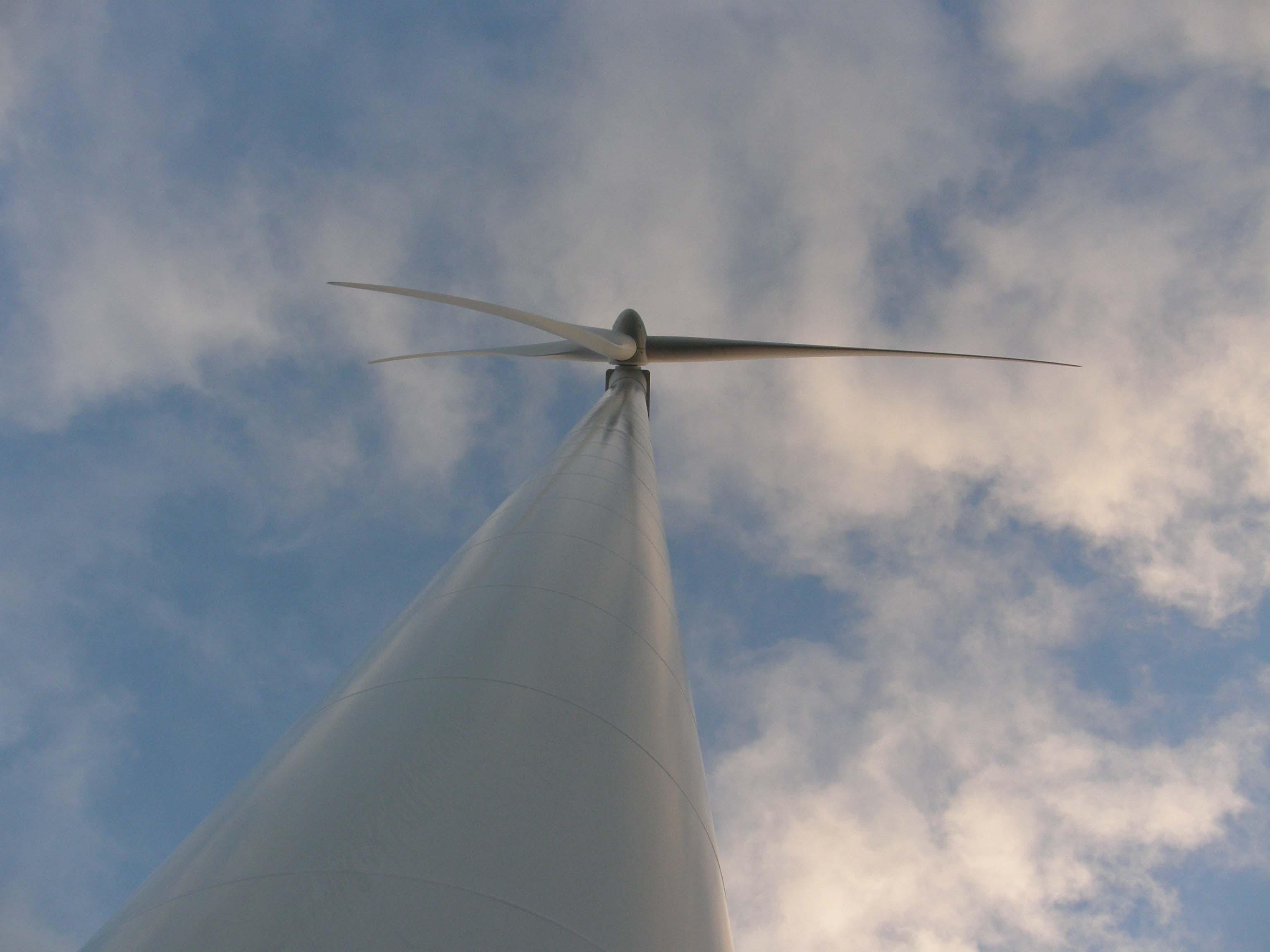 Eólica en Galicia: Aldesa instalará 10 aerogeneradores de 4,5 MW