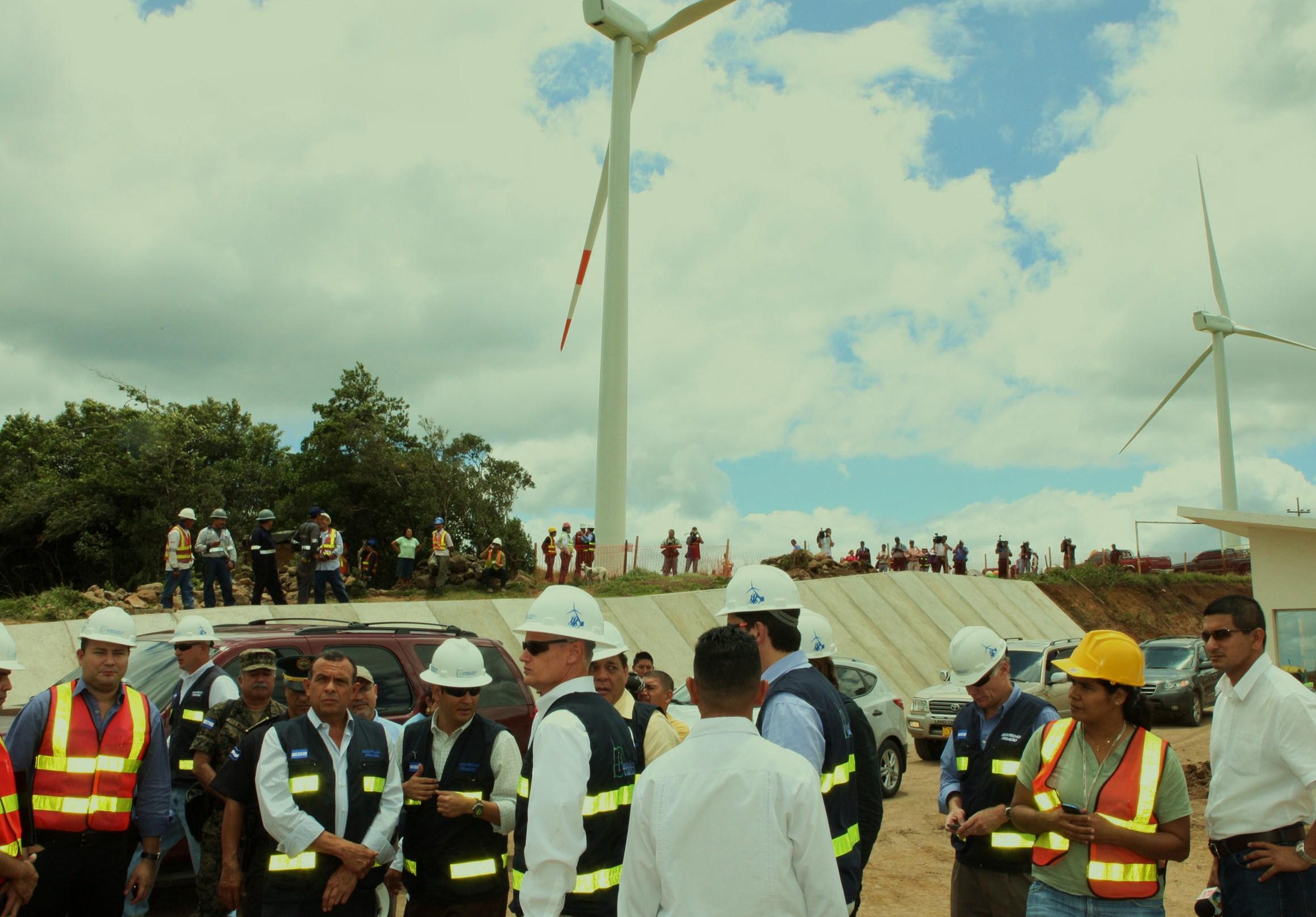 Energías renovables y eólica: Amplían parque eólico en Honduras con aerogeneradores de Gamesa