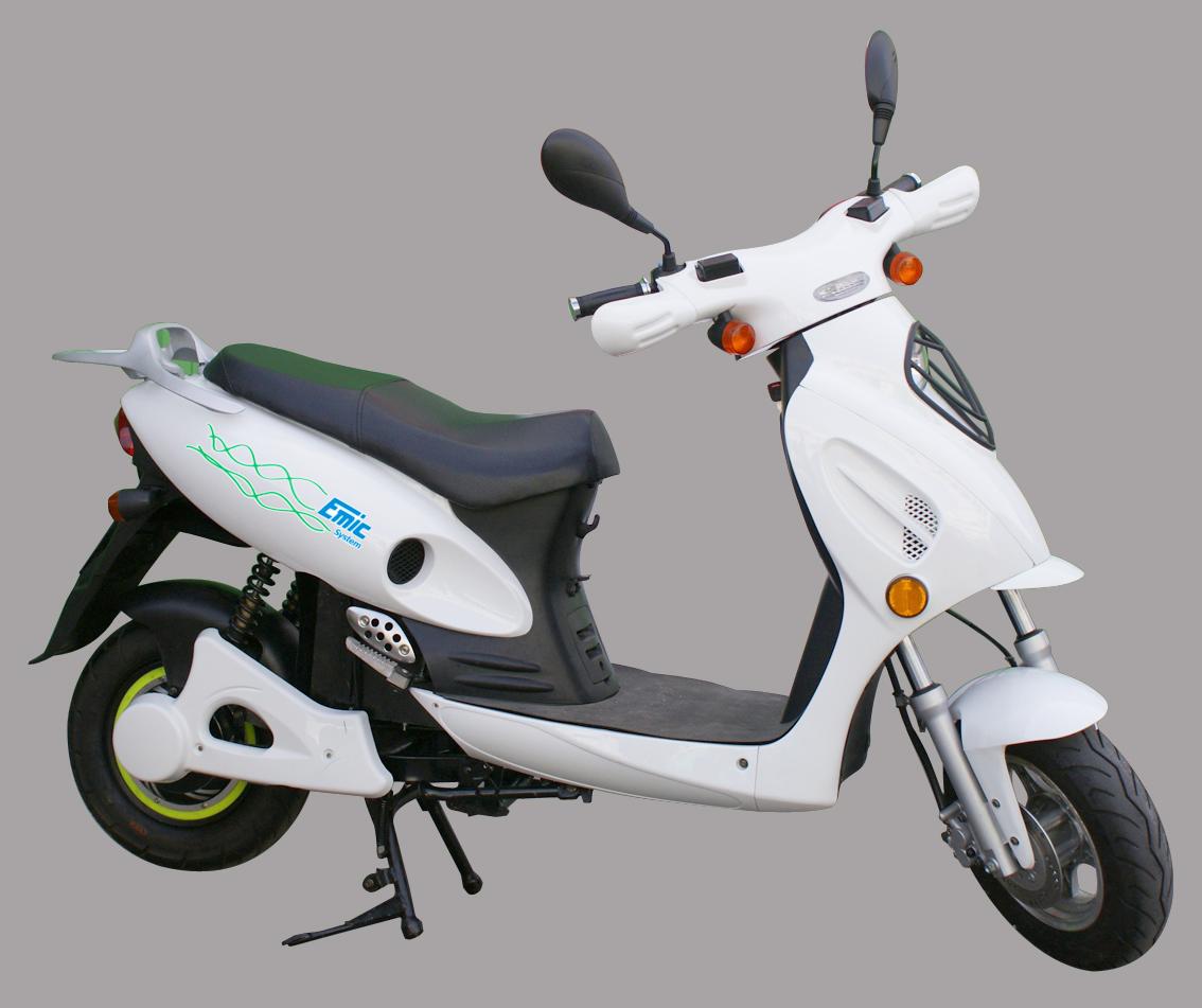 Vehículo eléctrico: ¿Un scooter eléctrico que se recarga como un móvil?