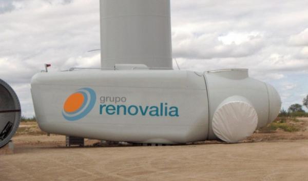 Eólica en México: parque eólico de Renovalia con 45 aerogeneradores para Bimbo