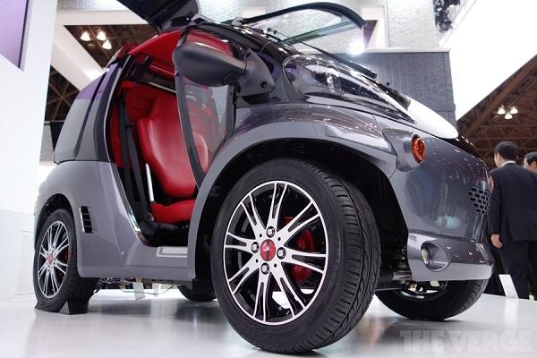 Toyota ya tiene su vehículo eléctrico inteligente