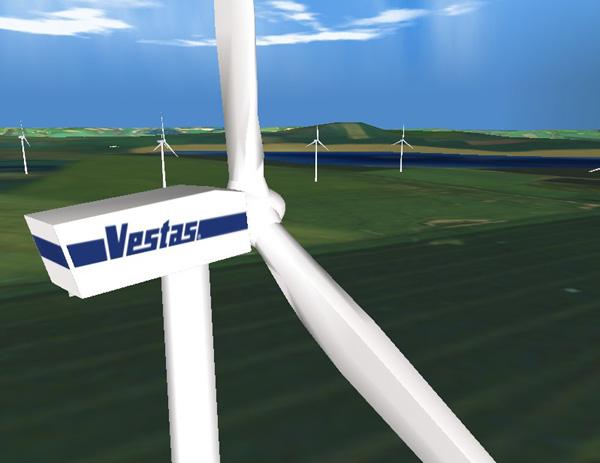 La eólica Vestas gana 313 millones en el primer semestre