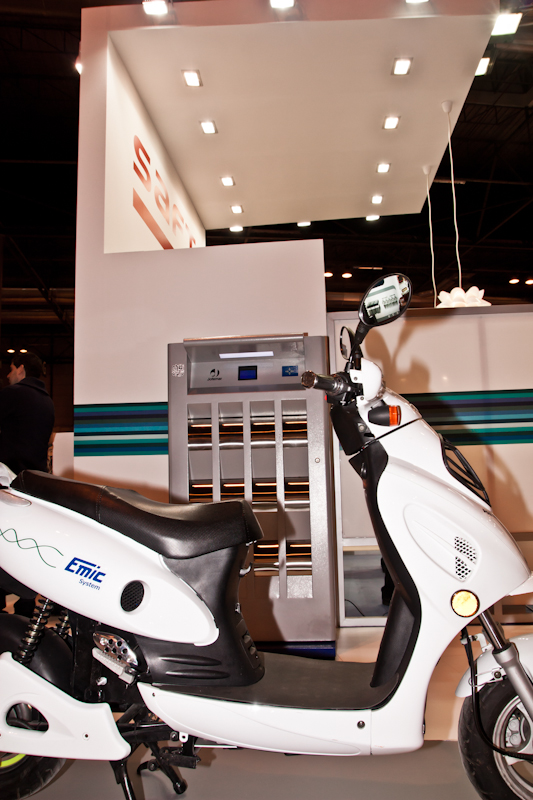 Una solución definitiva en vehículos eléctricos