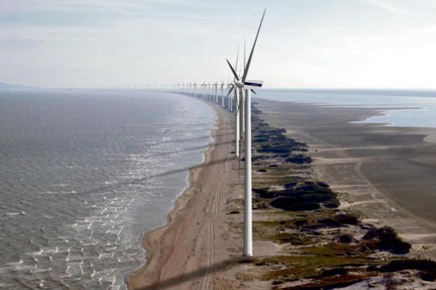 La energía eólica está joven en México