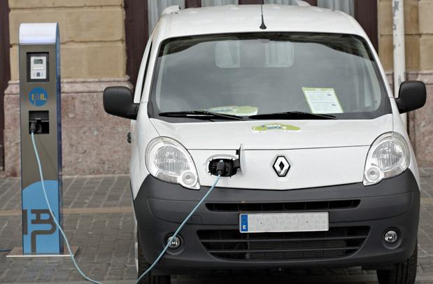 Coche eléctrico: IBIL, seleccionado por el Gobierno central como Proyecto Clima