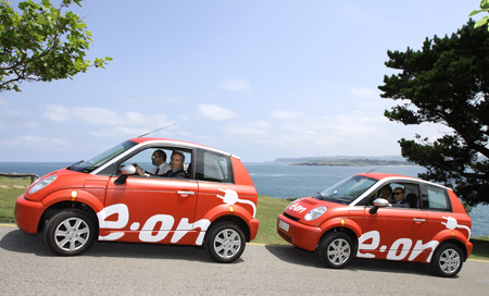 Nuevos puntos de recarga para coches eléctricos en Santander