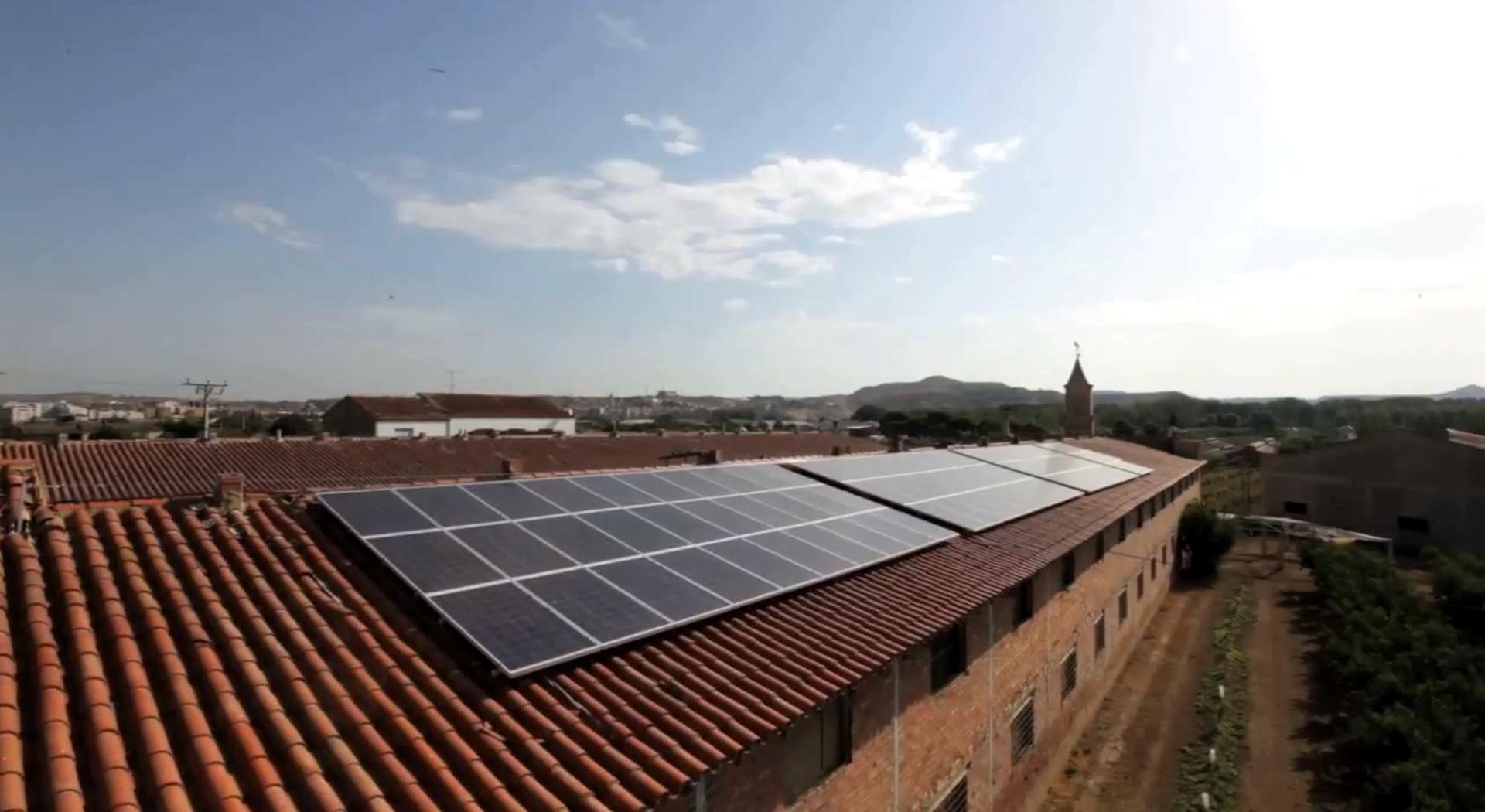Conergy y Electrobin conectan dos sistemas de energía solar fotovoltaica para autoconsumo