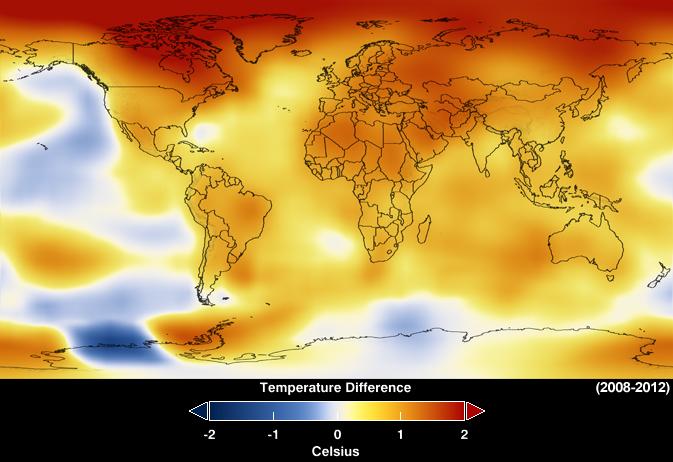 WWF pide mucha más audacia para ganar al cambio climático