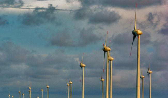 La eólica mundial llegará a 490 GW en 2016