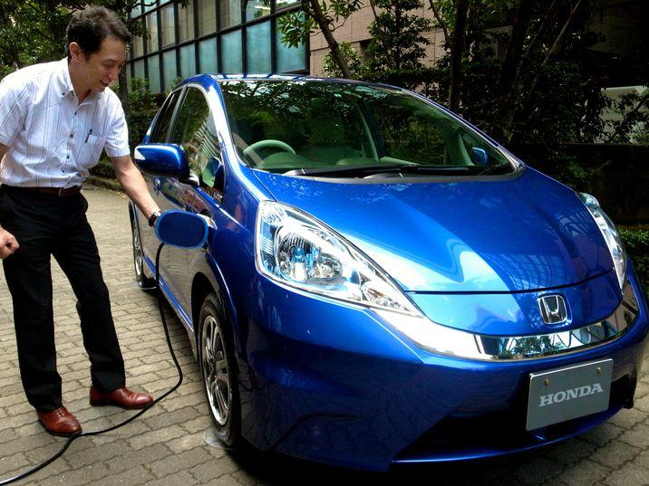 El coche eléctrico Honda Accord, el sedán con mejor rendimiento de combustible en los Estados Unidos