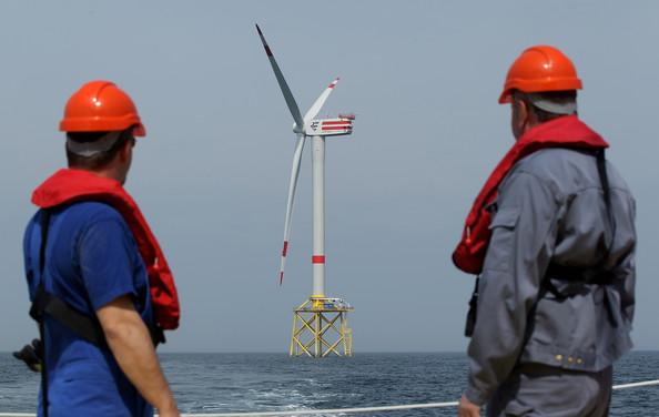 La eólica marina se consolida en Europa con 1.662 aerogeneradores, 4.995 MW y 61 parques eólicos
