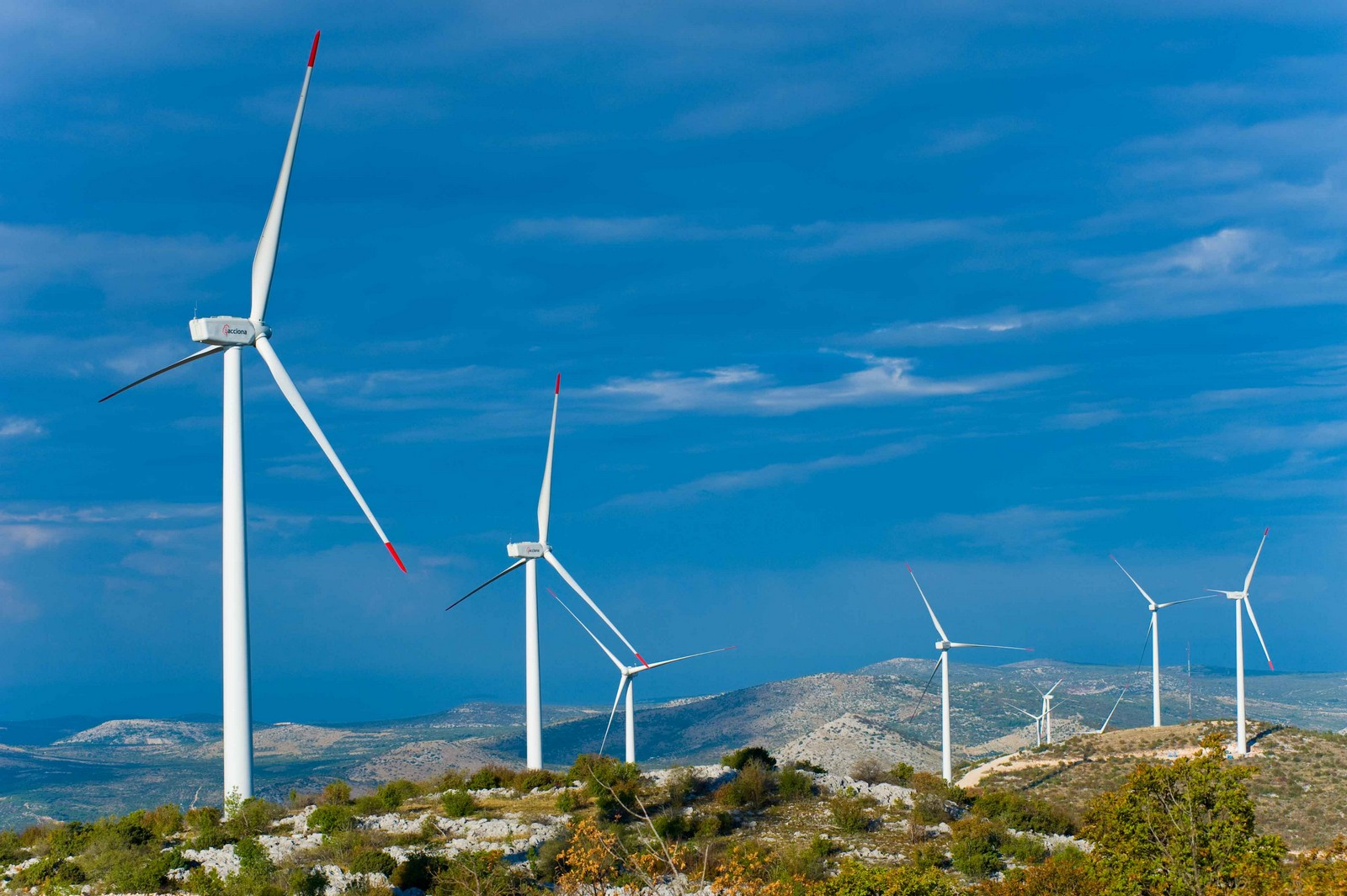 Eólica en Croacia: Hrvatska Elektroprivreda cobstruye parque eólico de 58 MW