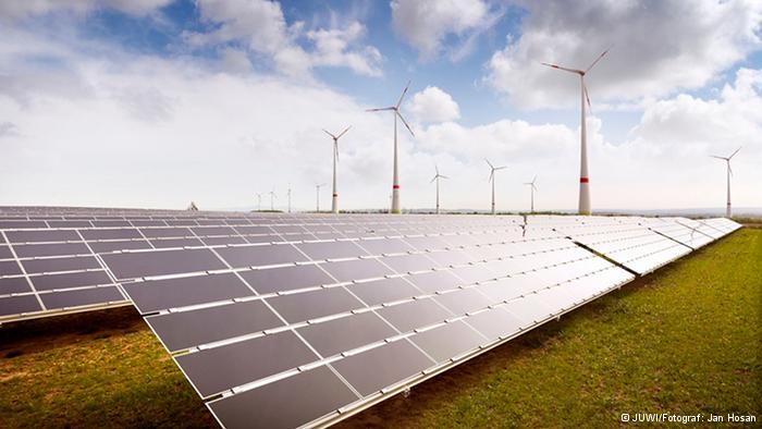 Economías emergentes lideran las energías renovables: eólica, energía solar fotovoltaica, geotérmica y termosolar