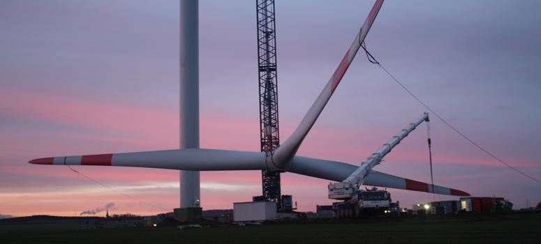 Eólica y energías renovables: Inician primer parque eólico de Bolivia