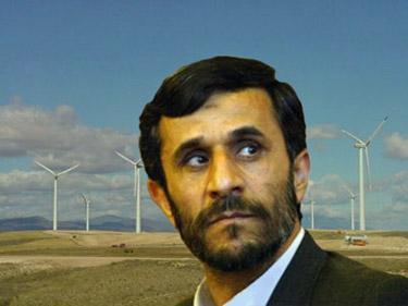 Irán desarrolla las energías renovables