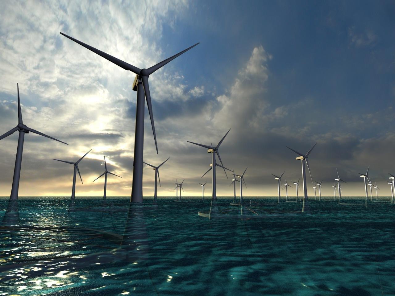 Japón expandirá en 40 veces la energía eólica y abandonará la energía nuclear
