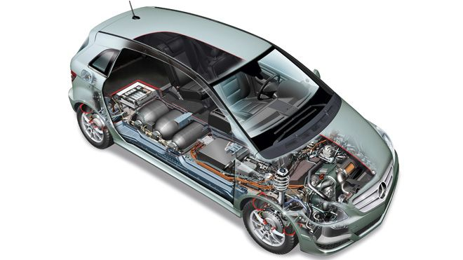 Daimler, Nissan y Ford aceleran la comercialización del vehículo eléctrico