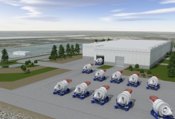 Eólica marina: Alstom fabricará aerogeneradores para el programa eólico frances