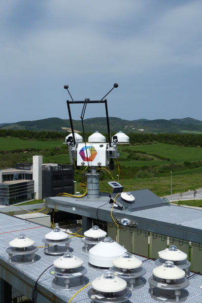 Centro Nacional de Energías Renovables inicia la temporada de calibración de piranómetros