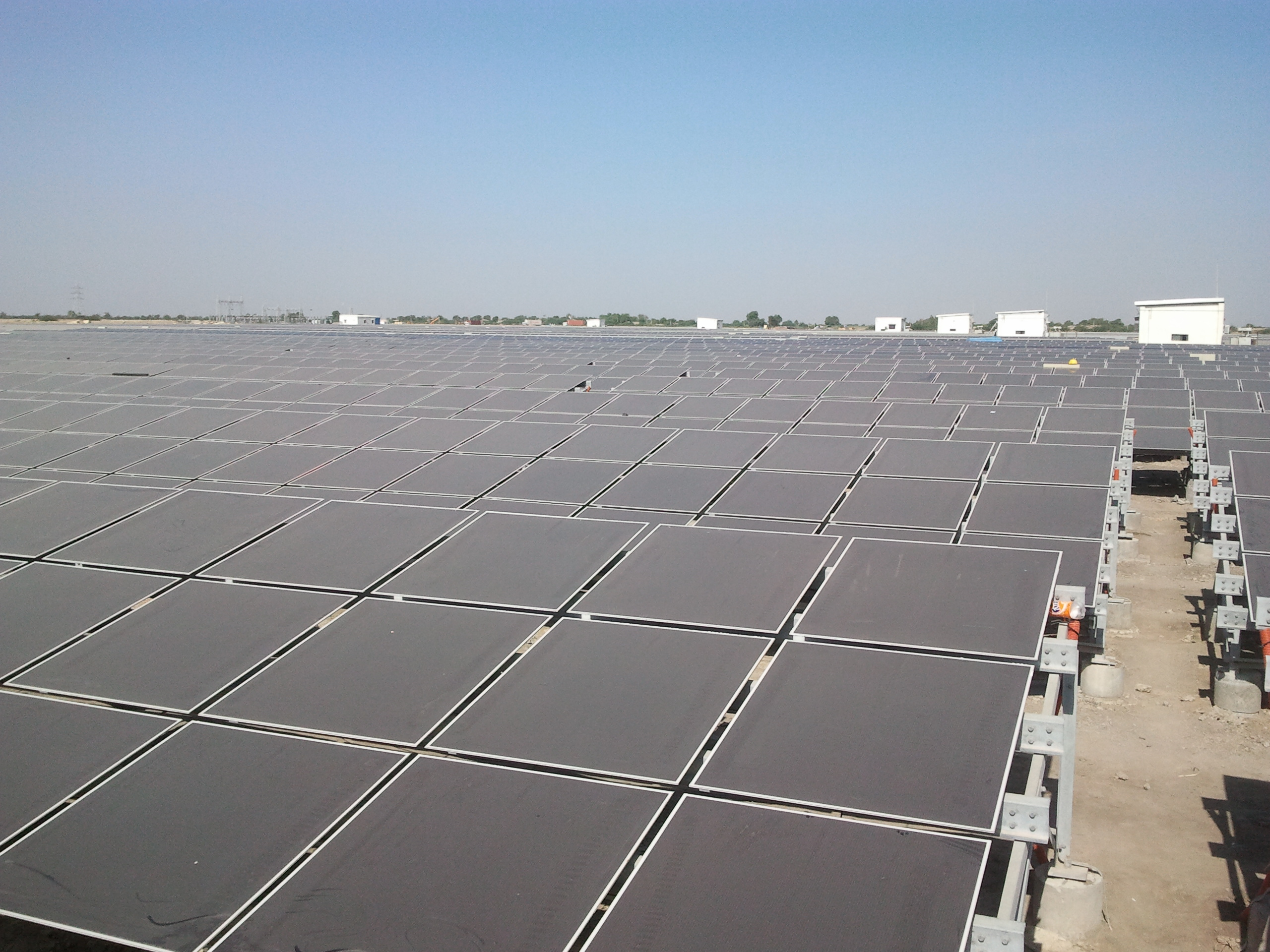 T-Solar conecta su segunda central de energía solar fotovoltaica en India