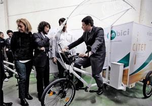Yamimoto prevé vender este año 2.000 vehículos eléctricos