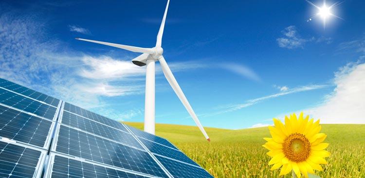 El consumo de energías renovables (eólica, termosolar y fotovoltaica) alcanzó el 13% en Europa en 2011