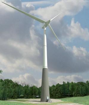 Eólica y energías renovables: Torres eólicas de SICA Esperanza para aerogeneradores en Argentina
