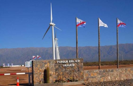 Eólica y energías renovables: gobernador Scioli quiere que produzcan aerogeneradores en Argentina