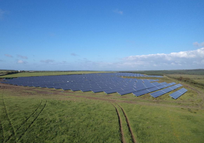 Conergy suministra un total de 15,3 MW en energía solar fotovoltaica para cuatro grandes proyectos en suelo de Solaer en Reino Unido