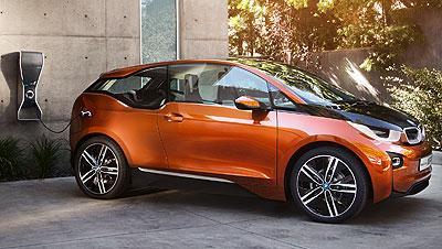 BMW i3: el primer coche eléctrico de BMW se venderá este año