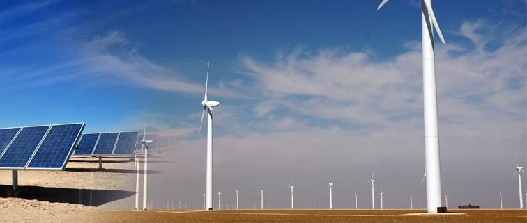Potencial de las energías renovables, eólica y energía solar, en Atacama