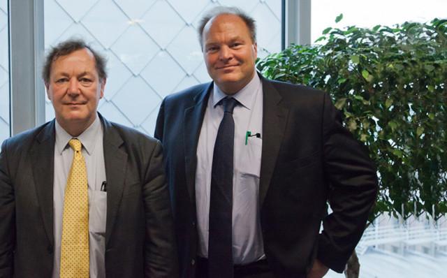 Andrew Garrad, nuevo presidente de la Asociación Europea de la Energía Eólica