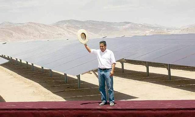 Sojitz compra el 49% de las operaciones de T-Solar en Perú
