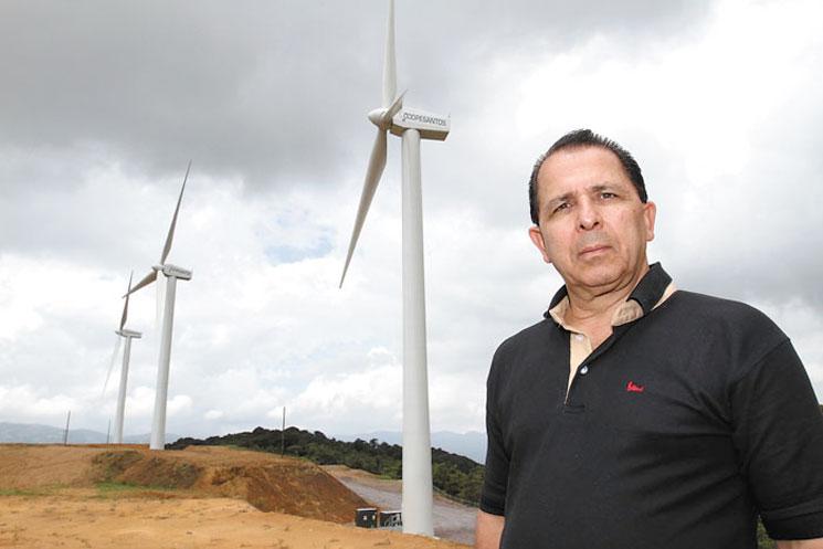 Centroamérica desarrolla las energías renovables, como la geotérmica, eólica y energía solar fotovoltaica