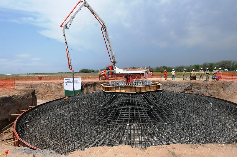 Eólica: inicia construcción de parque eólico en Sonora, México