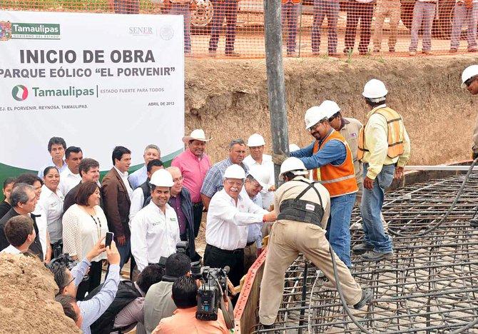 Empresarios crean Cluster Internacional de Energía en Tamaulipas