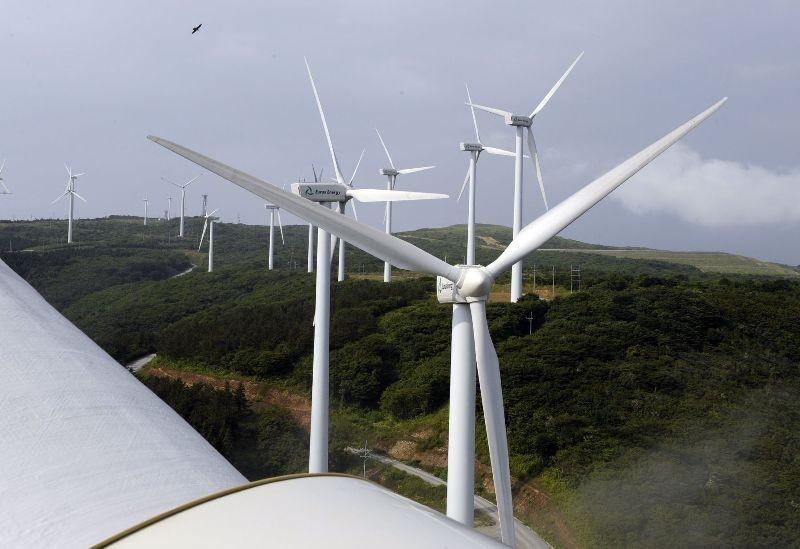 Uruguay invierte 6.750 millones de dólares en energía, la mitad en energías renovables