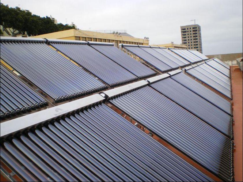 La energía solar se hace un hueco en la Feria de Cuéllar