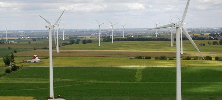 Eólica en Cantabria: prevén aprobar el plan eólico este año