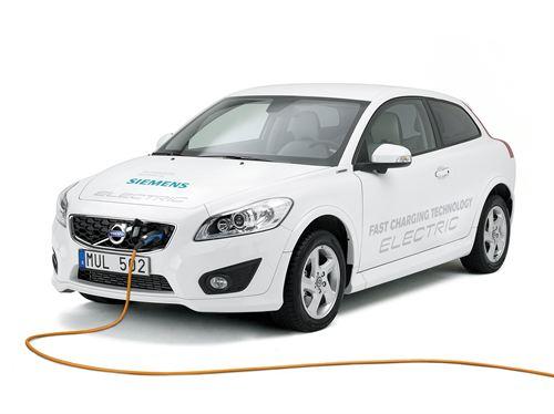 Volvo y Siemens se unen para mejorar las prestaciones de los vehículos eléctricos