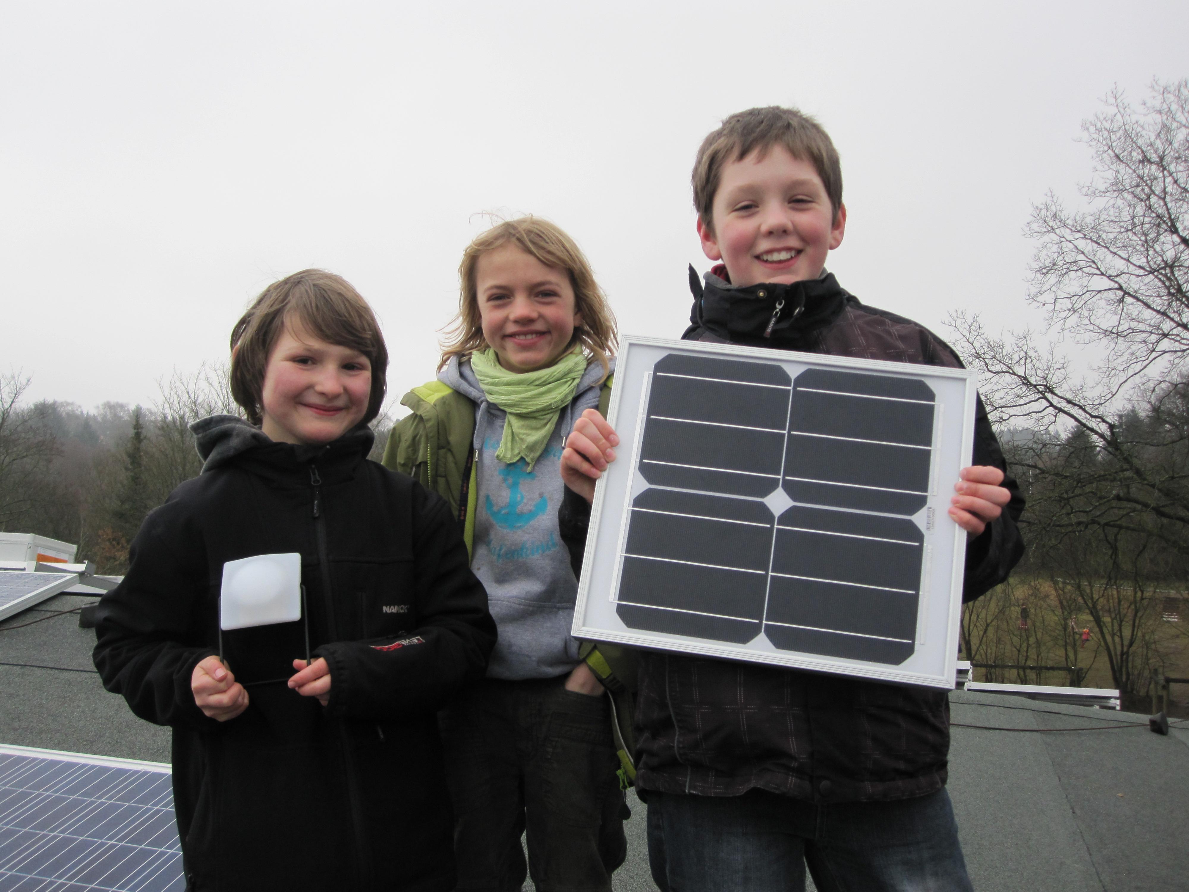 Energía solar fotovoltaica para la escolarización en África
