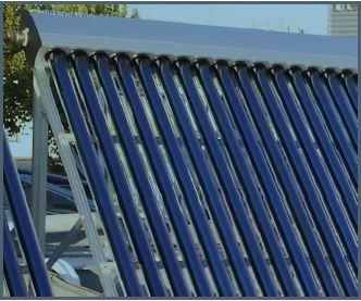 La energía solar térmica llega a Cáceres