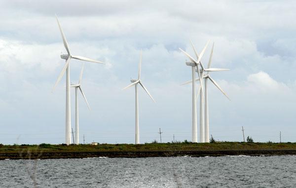Avances y proyecciones de los parques eólicos de Las Tunas