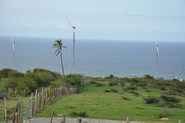 Energía eólica en la isla caribeña de Nieves despega con 8 aerogeneradores
