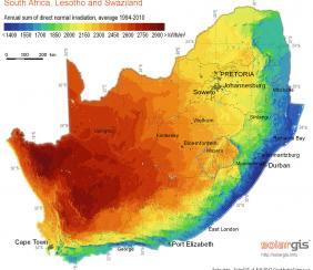 Google invertirá 12 millones de dólares en energías renovables en África