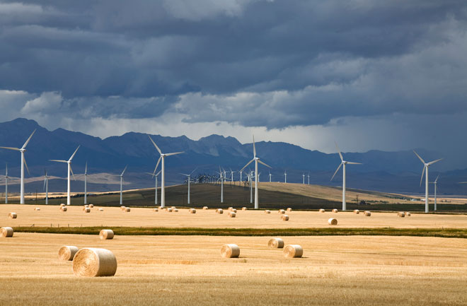 EDP se adjudica 248 MW de energía eólica en Canadá